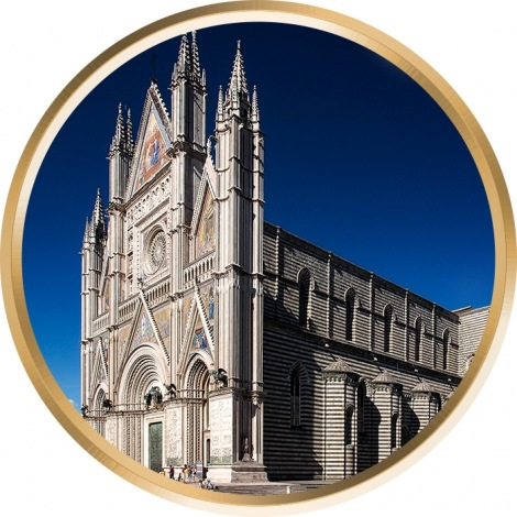 orvieto gothic dome, igotravelnetwork, private visit